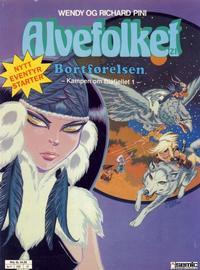 Cover Thumbnail for Alvefolket (Semic, 1985 series) #21 - Bortførelsen