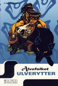 Cover Thumbnail for Alvefolket (Hjemmet / Egmont, 2005 series) #1