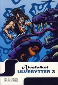 Cover Thumbnail for Alvefolket (Hjemmet / Egmont, 2005 series) #3