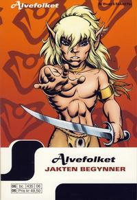 Cover for Alvefolket (Hjemmet / Egmont, 2005 series) #6