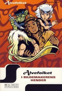 Cover Thumbnail for Alvefolket (Hjemmet / Egmont, 2005 series) #7
