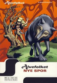 Cover Thumbnail for Alvefolket (Hjemmet / Egmont, 2005 series) #8