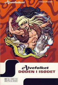 Cover Thumbnail for Alvefolket (Hjemmet / Egmont, 2005 series) #12