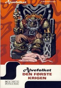 Cover Thumbnail for Alvefolket (Hjemmet / Egmont, 2005 series) #13
