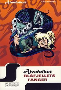 Cover Thumbnail for Alvefolket (Hjemmet / Egmont, 2005 series) #16