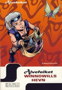 Cover Thumbnail for Alvefolket (Hjemmet / Egmont, 2005 series) #17