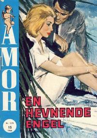 Cover Thumbnail for Amor (Serieforlaget / Se-Bladene / Stabenfeldt, 1961 series) #15/1966