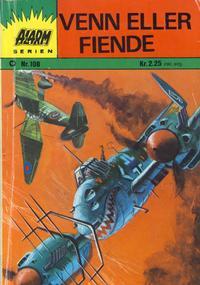 Cover Thumbnail for Alarm (Illustrerte Klassikere / Williams Forlag, 1964 series) #108