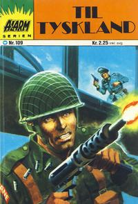 Cover Thumbnail for Alarm (Illustrerte Klassikere / Williams Forlag, 1964 series) #109