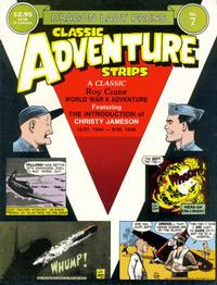 Cover Thumbnail for Classic Adventure Strips (Dragon Lady Press, 1985 series) #7