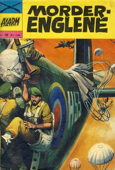 Cover for Alarm (Illustrerte Klassikere / Williams Forlag, 1964 series) #50