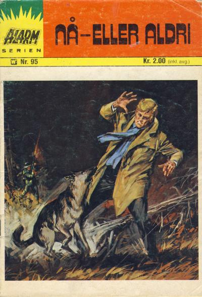 Cover for Alarm (Illustrerte Klassikere / Williams Forlag, 1964 series) #95