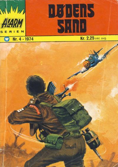 Cover for Alarm (Illustrerte Klassikere / Williams Forlag, 1964 series) #4/1974