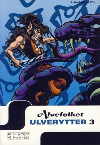 Cover for Alvefolket (Hjemmet / Egmont, 2005 series) #3