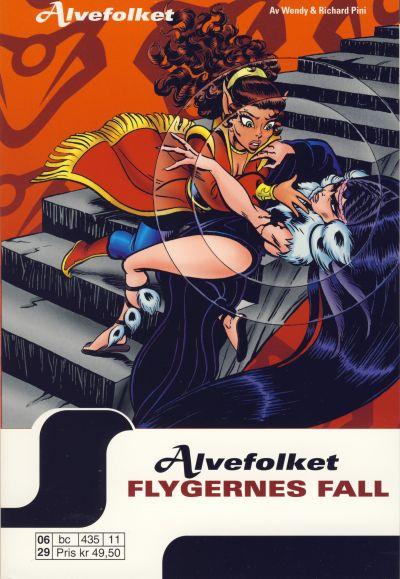 Cover for Alvefolket (Hjemmet / Egmont, 2005 series) #11