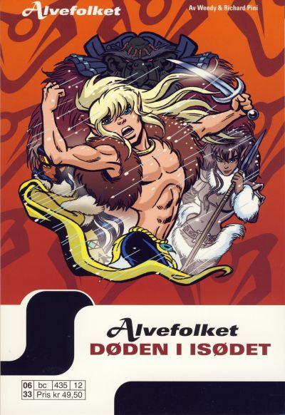 Cover for Alvefolket (Hjemmet / Egmont, 2005 series) #12