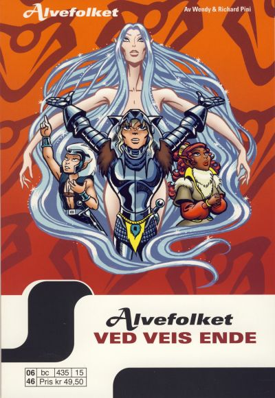 Cover for Alvefolket (Hjemmet / Egmont, 2005 series) #15
