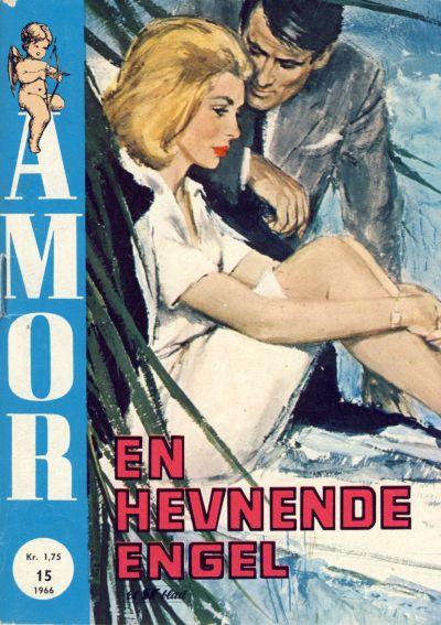Cover for Amor (Serieforlaget / Se-Bladene / Stabenfeldt, 1961 series) #15/1966