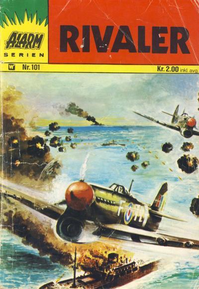 Cover for Alarm (Illustrerte Klassikere / Williams Forlag, 1964 series) #101