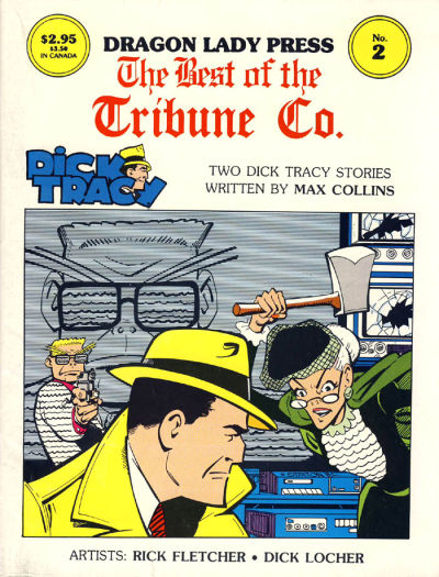 Cover for The Best of the Tribune Co. (Dragon Lady Press, 1985 series) #2