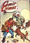Cover for Comic Crimes (Bell Features, 1946 series) #11