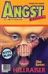 Cover for Angst & beven (Semic, 1990 series) #1/1990