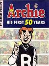 Cover for Archie: His First 50 Years (Abbeville Press, 1991 series)