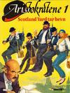 Cover for Aristokratene (Semic, 1980 series) #1 - Scotland Yard tar hevn