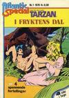 Cover for Atlantic Special [Atlantic Spesial] (Atlantic Forlag, 1978 series) #1