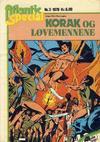 Cover for Atlantic Special [Atlantic Spesial] (Atlantic Forlag, 1978 series) #3