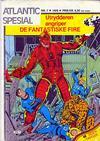 Cover for Atlantic Special [Atlantic Spesial] (Atlantic Forlag, 1978 series) #7