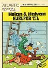 Cover for Atlantic Special [Atlantic Spesial] (Atlantic Forlag, 1978 series) #11