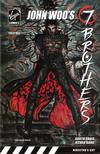Cover for 7 Brothers Special Edition Preview and Sketchbook (Virgin, 2006 series)