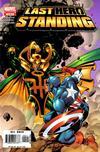 Cover for Last Hero Standing (Marvel, 2005 series) #5