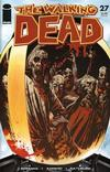 Cover for The Walking Dead (Image, 2003 series) #27