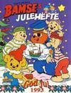 Cover for Bamses Julehefte (Hjemmet / Egmont, 1991 series) #1993