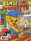 Cover for Bamses Julehefte (Hjemmet / Egmont, 1991 series) #2001