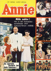 Cover Thumbnail for Annie (Atlantic Forlag, 1983 series)