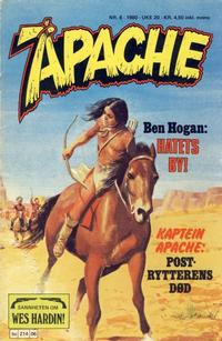 Cover Thumbnail for Apache (Semic, 1980 series) #6/1980