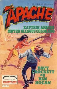 Cover Thumbnail for Apache (Semic, 1980 series) #9/1980