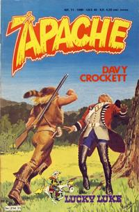 Cover Thumbnail for Apache (Semic, 1980 series) #11/1980