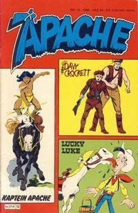 Cover Thumbnail for Apache (Semic, 1980 series) #12/1980