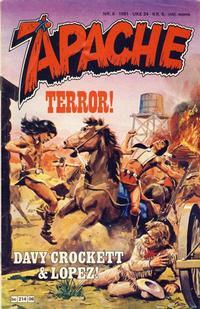 Cover Thumbnail for Apache (Semic, 1980 series) #6/1981