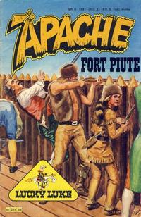Cover Thumbnail for Apache (Semic, 1980 series) #8/1981