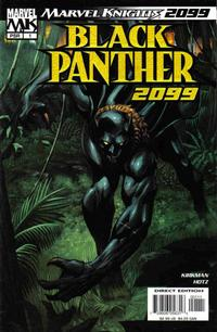 Cover Thumbnail for Black Panther 2099 (Marvel, 2004 series) #1