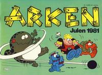 Cover Thumbnail for Arken (Semic, 1980 series) #1981