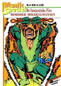 Cover Thumbnail for Atlantic Special [Atlantic Spesial] (Atlantic Forlag, 1978 series) #4