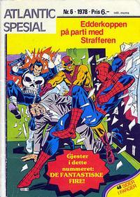 Cover Thumbnail for Atlantic Special [Atlantic Spesial] (Atlantic Forlag, 1978 series) #6