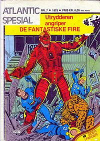 Cover Thumbnail for Atlantic Special [Atlantic Spesial] (Atlantic Forlag, 1978 series) #7