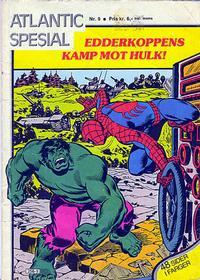 Cover Thumbnail for Atlantic Special [Atlantic Spesial] (Atlantic Forlag, 1978 series) #9